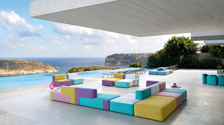Arredo per esterno arredamenti per esterni mobili da giardino